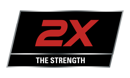 2x the strength